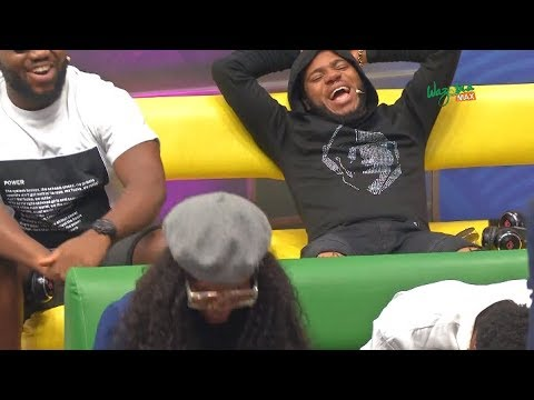 LAMBOGINI , SIM CARD , MAGNITO , TENI OLUWO , PEEJAY , ON  THE OGBONGE SHOW