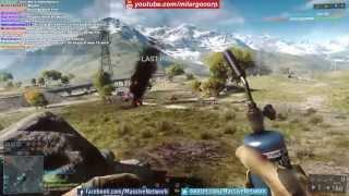 Battlefield 4 Multiplayer: Vehicular Obliteration - PC BF4 Gameplay