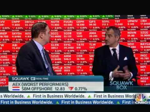 High Yield Market 'Very Interesting' - Louis Gargour on CNBC