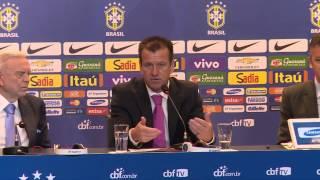 Neymar oder Thiago Silva? Carlos Dunga stellt die Kapitäns-Frage | Brasiliens Nationalmannschaft
