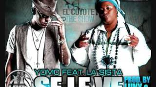 La Sista Ft Yomo - Se Le Ve (Official Remix)[Prod By Luny & Dj Memo]