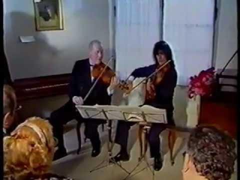 Mozart Duo for Violin & Viola in G major  Rondo KV 423 Yuri Bashmet and Oleg Kagan
