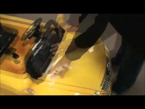 Amazon. Com: costzon ride on car, licensed bmw mini cooper electric.
