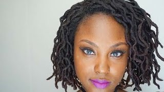 ZURY SIS WELLA FAUX LOC LACE WIG | @MEEKFRO | REVIEW (SONG BY @VSNAIRE)