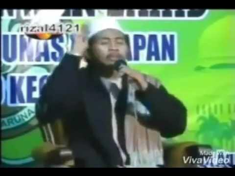 ini sebenarnya stand up atau ceramah.. #anwar zahid jiozzz