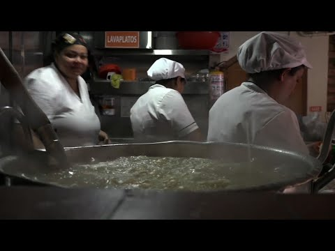 Colombia Prepares Special Dish for Pope's Visit