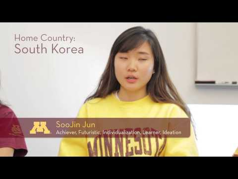 STRENGTHS: International Students