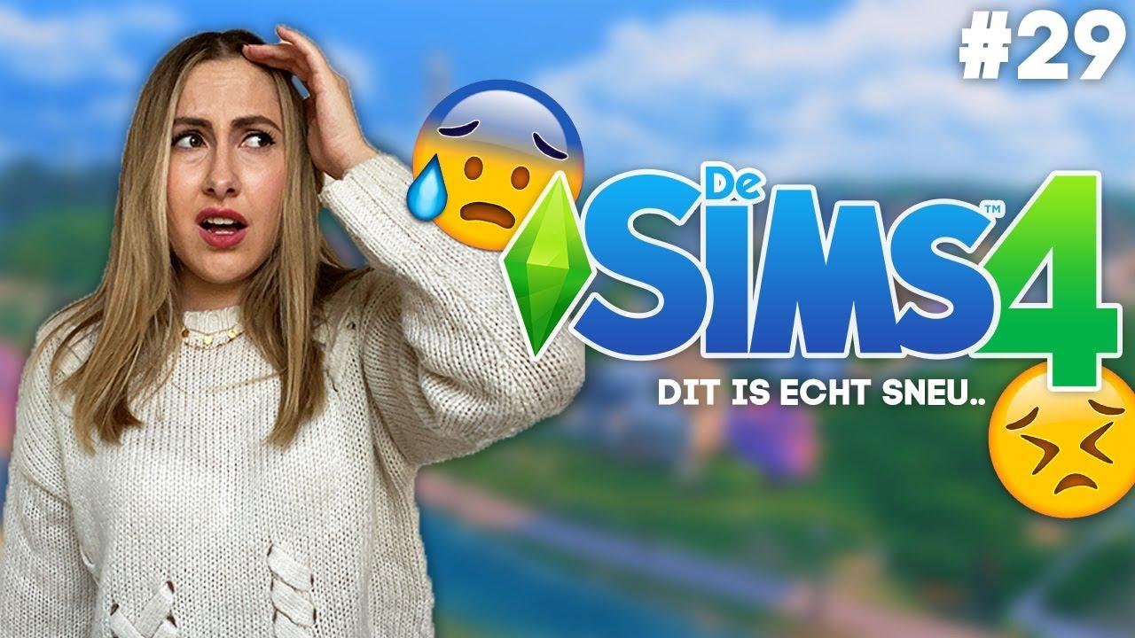HAAR HELE VERJAARDAG IS VERPEST.. - De Sims 4 - Deel 29