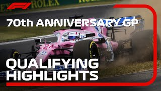 70th Anniversary Grand Prix: Qualifying Highlights
