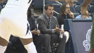 Chris Reckling catches up with ODU Lady Monarchs assistant coach Jim Corrigan on the Fox 43 Sportswr
