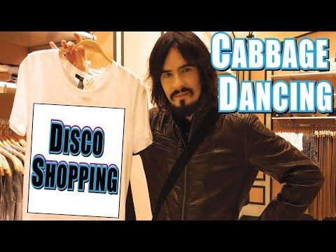 Irish Fucket List #2 - 'Disco Shopping' - The Cabbage Dance!