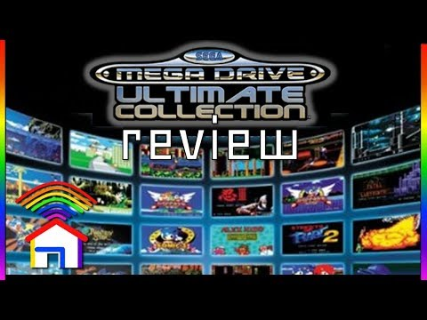 Sega Mega Drive Ultimate Collection review - ColourShed - 49 GAMES FOR THE PRICE OF 2!