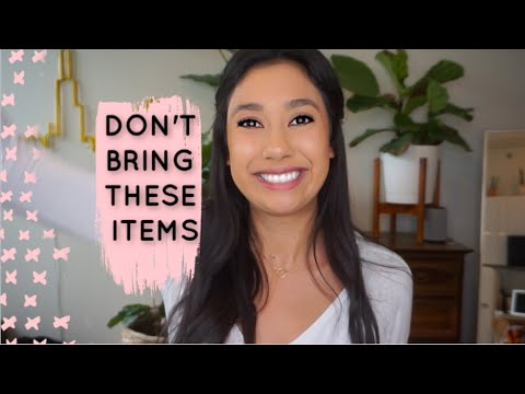 THINGS YOU DON'T NEED IN A STUDIO APARTMENT