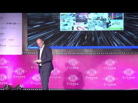 Juergen Hase CEO, IoT Business, Reliance Group at Cypher 2016- Part I