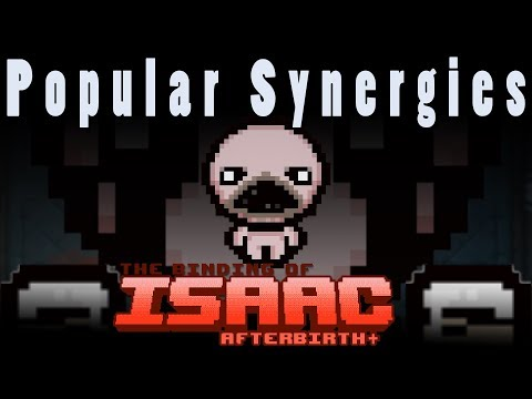 The Binding of Isaac Afterbirth Plus | Lead Your Shots | Popular Synergies!