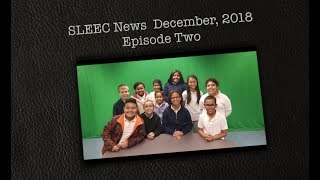 SLEEC Holiday Show 2018