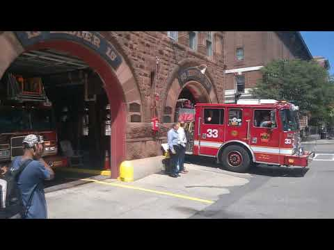 Inside Boston Fire Department - District 4 [HD]
