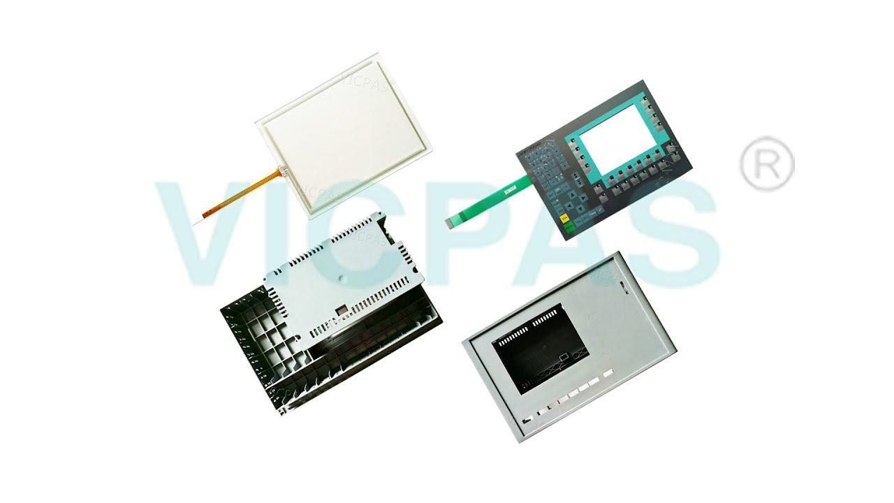 Touch Screen Glass for SIEMENS OP277-6 6AV6643-0BA01-1AX0 Membrane Keypad