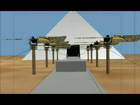 Ancient Science Solves Future Energy Crisis! Pyramid Wind Turbine VAWT