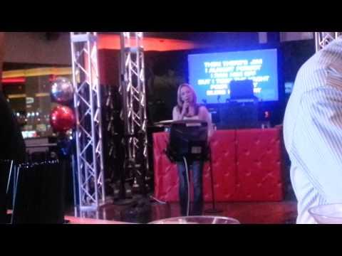Stephanie karaoke Meadows Casino