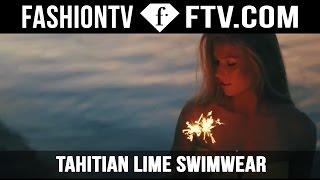 Repeat youtube video Behind The Scenes Tahitian Lime Swimwear - Island Myth   FTV.com