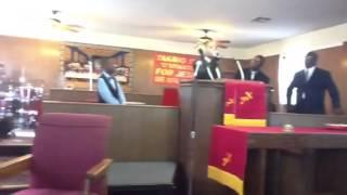 Rev Paul Stuckey - Watch Them Dogs (Sermon Close)