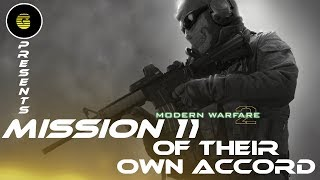 Call of Duty Modern Warfare 2-Mission 11-Of Their Own Accord