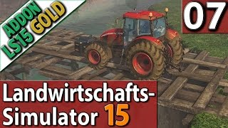 LS15 ADDON Landwirtschafts Simulator 15 GOLD #7 Cattle und was? im PlayTest SPECIAL deutsch