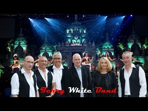 Terry White Band 2017  Apeldoorn part 1