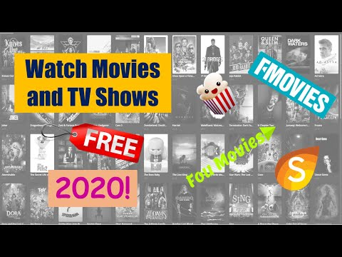How to Watch FREE Movies and TV Shows 2020! Best WORKING Websites+Apps!!