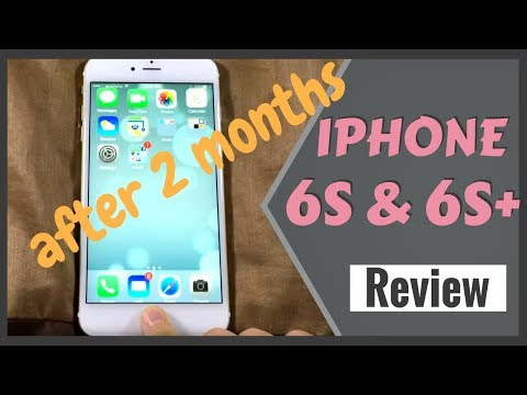 iPhone 6s和6s+一個月之後到底怎麼樣?! Part 2
