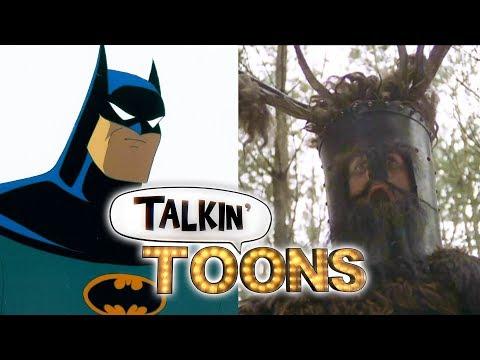 The Dark Knight Who Says Ni! (Talkin' Toons w/ Rob Paulsen)