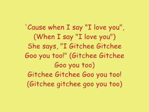 Phineas And Ferb - Gitchi Gitchi Goo Lyrics (extendend + HQ)