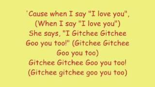 Phineas And Ferb - Gitchi Gitchi Goo Lyrics (extendend + HQ)