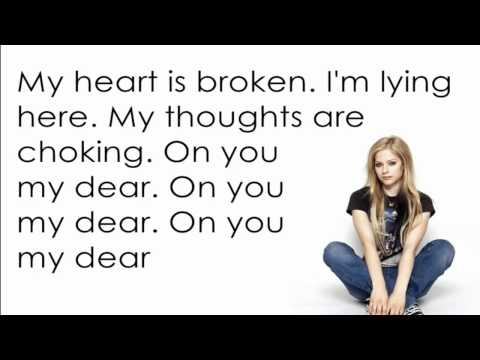 Avril Lavigne - Together [Lyrics/Letra]