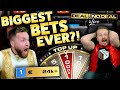 BIGGEST CASES EVER!! | Deal or No Deal High Rolling!