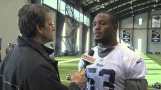 """Robert Quinn on Pro Bowl """"It'd be a great honor."""""""