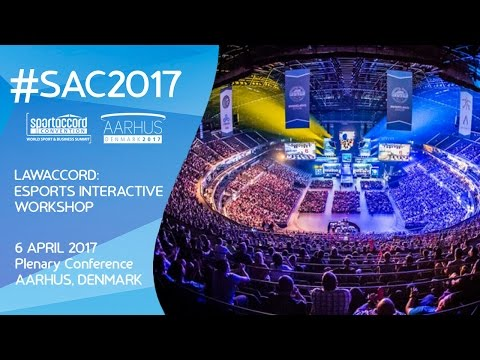 #SAC2017: LawAccord - What is esports all about?