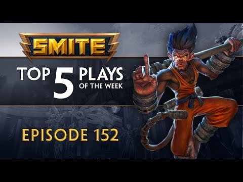 SMITE - Top 5 Plays #152