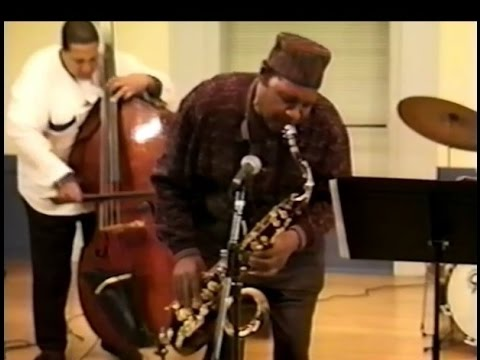 FRED ANDERSON & BILLY BRIMFIELD - 1997 at CHICAGO's Sherwood Conservatory of Music