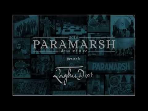 Raghu Dixit Concert at Paramarsh'14- Mysore Se Aayi
