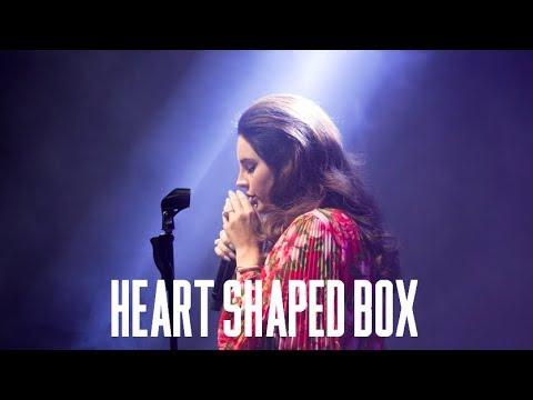 Lana Del Rey - Heart Shaped Box