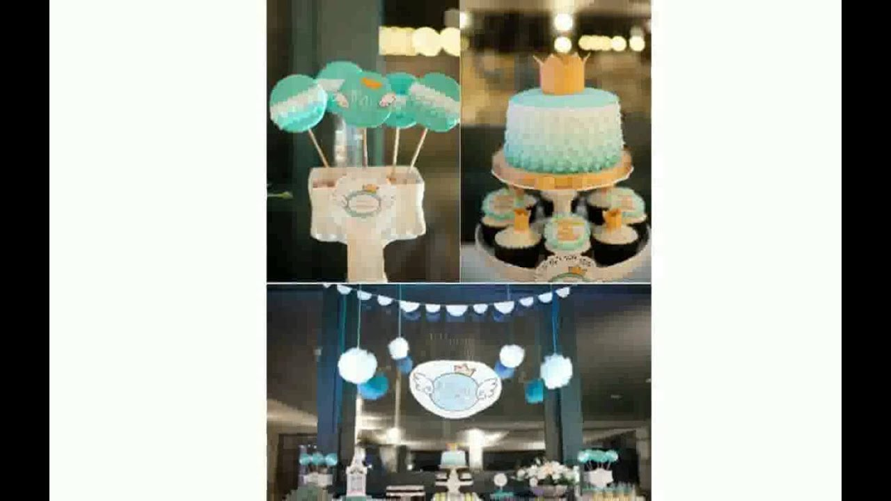 Christening Decorations For Boy And Girl