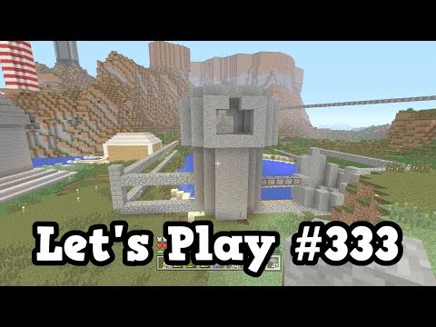 Minecraft Xbox TU61 Let's Play #333 - A Prison, But For sheep