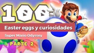 100 Easter eggs y curiosidades de Super Mario Odyssey | Parte 2