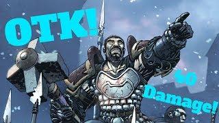 Stormwind Knight OTK! 40 Damage Burst! [Hearthstone Game of the Day]