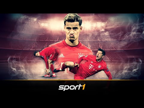 Nach Lewandowski-Verletzung: Coutinhos (letzte) Chance   SPORT1