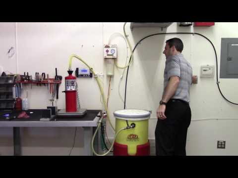 Dry Chemical Fill System   Clip