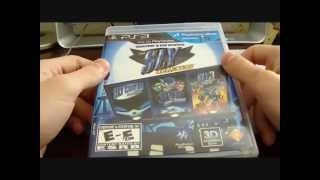 PS3 Sly Collection Video Review
