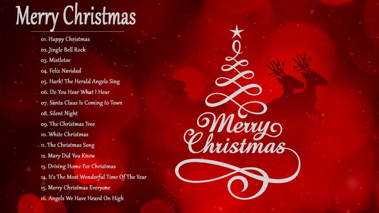 Merry Christmas 2021🎅🤶Top Christmas Songs Playlist 2021🎅🤶 ...
